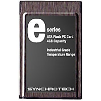Synchrotech ATA Flash PC Cards E-Series Industrial - flash memory card - 1