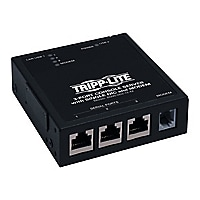 Tripp Lite 3-Port IP Serial Console / Terminal Server & Modem TAA GSA