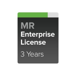 Cisco Meraki Enterprise Cloud Controller - subscription license (3 years) -