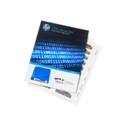HPE LTO-5 Ultrium RW Bar Code Label Pack - barcode labels