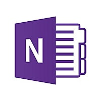 Microsoft OneNote 2010 - license - 1 PC