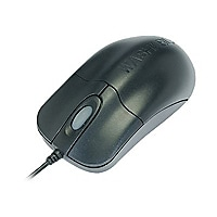 Seal Shield Silver Storm Waterproof USB Wired Scroll Mouse