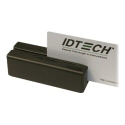 ID TECH MiniMag Duo - magnetic card reader - USB