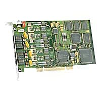 Dialogic D 4PCIU4SEQ - voice interface card
