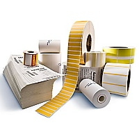 Intermec Duratherm II - labels - 4032 roll(s)