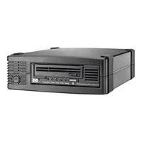 HPE StoreEver LTO-5 Ultrium 3000 SAS External Tape Drive - tape drive - LTO
