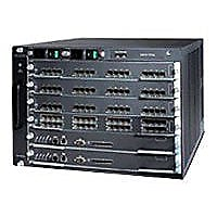 Cisco MDS 9506 Multilayer Director - switch - rack-mountable