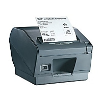 Star TSP 847UII-24 GRY RX-US - receipt printer - two-color (monochrome) - d