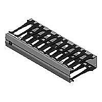 CPI Evolution Cable Management Single-Sided Horizontal Cable Manager - rack