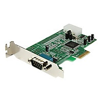StarTech.com 1 Port Low Profile Native RS232 PCI Express Serial Card