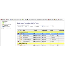 Check Point DLP Software Blade - subscription license (1 year) - 1 user
