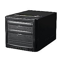 Aleratec 1:1 DVD/CD Copy Cruiser PRO HS - DVD duplicator - USB 2.0 - extern