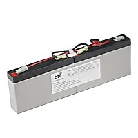 Battery Technology - BTI Replacement Battery for the RBC18 UPS Battery