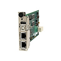 Transition Networks ION Management Module - network management device
