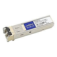 AddOn HP JD118B Compatible SFP Transceiver - SFP (mini-GBIC) transceiver mo