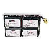 ABC RBC24 - UPS battery - lead acid - 9 Ah