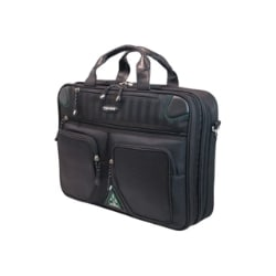 Mobile Edge ScanFast Checkpoint Friendly Briefcase 2.0 - notebook carrying