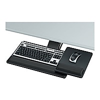 Fellowes Designer Suites Premium Keyboard Tray - keyboard/mouse tray
