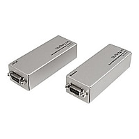 StarTech.com Serial DB9 RS232 Extender over Cat 5 - Up to 3300 ft (1000 met