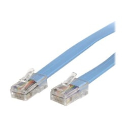 StarTech.com Cisco Console Rollover Cable - RJ45 Ethernet - network cable -