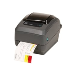 Zebra GX Series GX430t - label printer - monochrome - direct thermal / ther