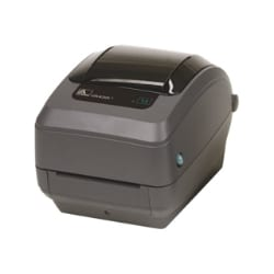 Zebra GK Series GK420t - label printer - monochrome - direct thermal / ther