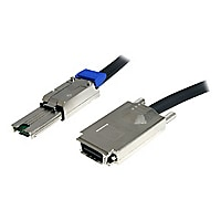 StarTech.com 2m External Serial Attached SCSI Cable SFF-8470 to SFF-8088 -