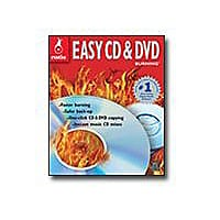 Roxio Easy CD & DVD Burning - box pack - 1 user