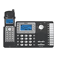 RCA ViSYS 25212 - cordless phone with caller ID/call waiting