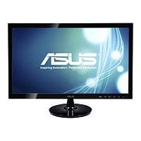 """ASUS VS247H-P 23.6"""" LED - Black"""