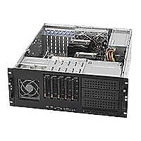 Supermicro SC842 TQ-665B - rack-mountable - 4U - extended ATX