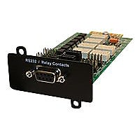 Eaton Relay Card-MS - remote management adapter