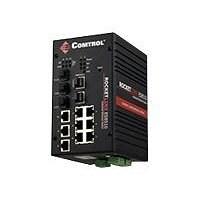 Comtrol RocketLinx ES8510-XT - switch - 10 ports - managed
