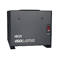 Tripp Lite Isolation Transformer 500W Surge 120V 4 Outlet 6ft Cord TAA GSA