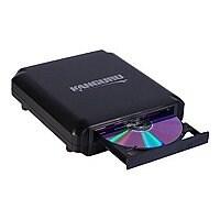 Kanguru DVDRW USB 2.0 DVD Burner - DVD±RW (±R DL) drive - USB 2.0 - externa