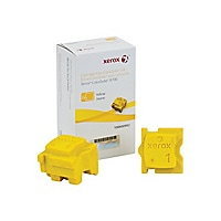 Xerox ColorQube 8700 - 2-pack - yellow - solid inks
