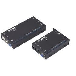 Black Box ServSwitch Wizard KVM USB Extender with Audio - video/audio/USB e