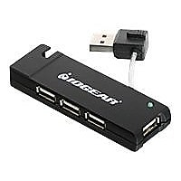 IOGEAR GUH285W6 - concentrateur (hub) - 4 ports