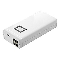 Aluratek Portable Battery Charger - power bank - Li-Ion