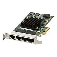 Sun Quad Port PCIe 2.0 Gigabit Ethernet Networking Card - network adapter