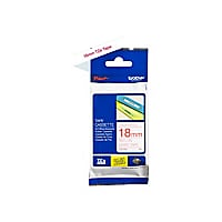 Brother TZe-242 - laminated tape - 1 roll(s) - Roll (1.8 cm x 8 m)