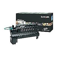 Lexmark X792 Extra High Yield Return Program Toner Cartridge - Black