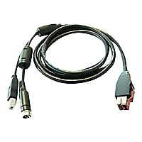 HP PoweredUSB cable