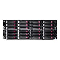 HPE LeftHand P4500 G2 SAS Virtualization SAN Solution - hard drive array