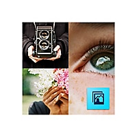 Adobe Photoshop Elements - upgrade plan (3 months) - 1 user