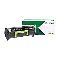 Lexmark 501X Black Extra High Yield Toner Cartridge