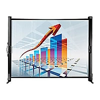 Epson ES1000 Ultra Portable Tabletop Projection Screen - projection screen