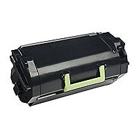 Lexmark 521H Black High Yield Toner Cartridge