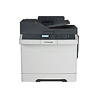 Lexmark CX310n - multifunction printer - color