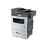 Lexmark MX511dte - multifunction printer - B/W